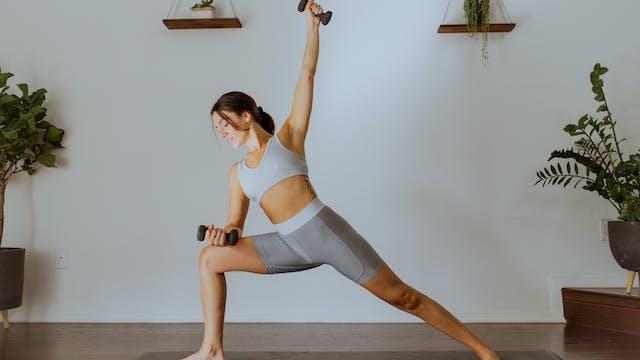 YogaSculpt: Full Body Tone (LIVE CLAS...
