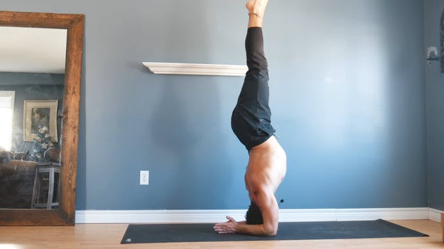 Beginner Inversions with Brad Terrell