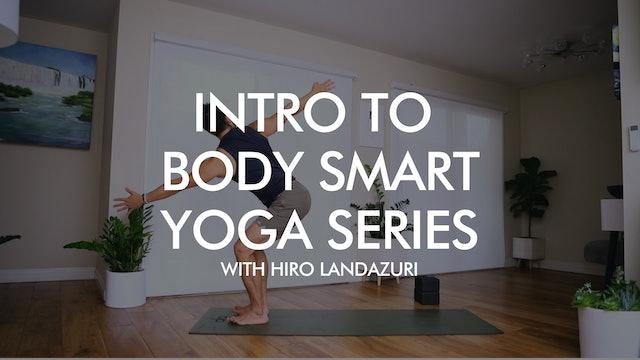 Intro to Body Smart Yoga Series