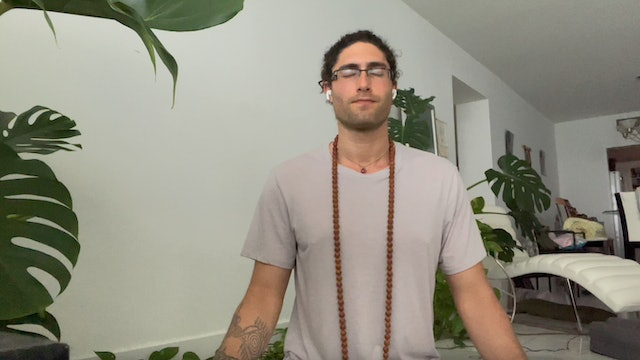 Breathing for Anxiety and Immunity with Max Lowenstein