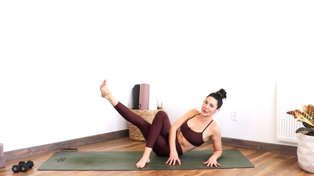 Lower Body: YogaSculpt with Missy Fresques