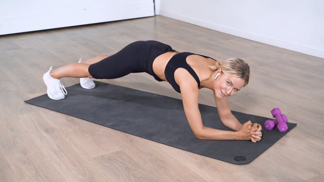 HIIT Yoga: Core Crush