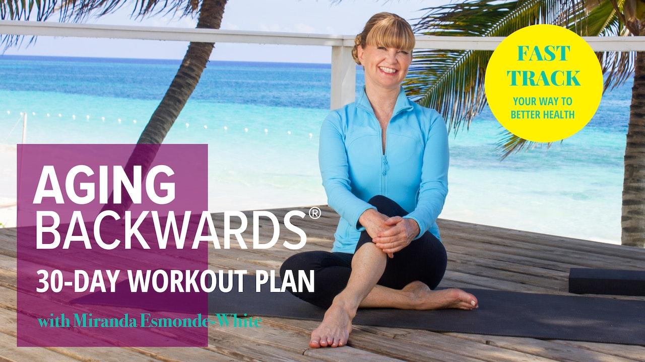 QVC 30-Day Workout Plan