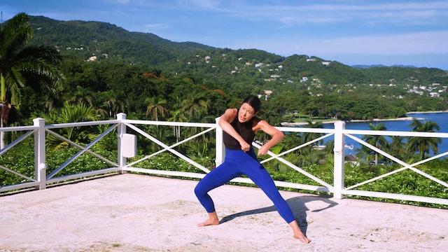 Total Core, Leg & Butt Workout with Meg Feeney
