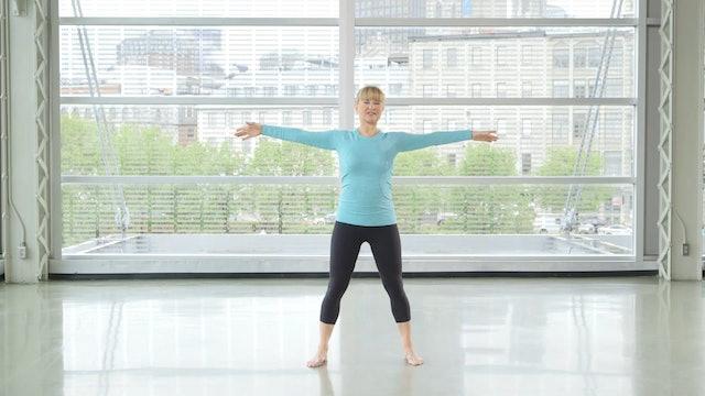 La Mobilité avec Miranda Esmonde-White