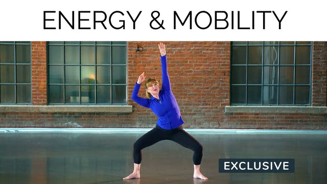 NEW 50s Workout: Increase your Energy...