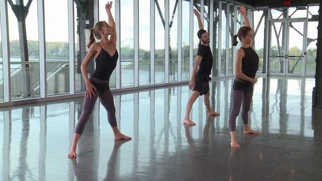 Renforcer: Tronc et jambes avec Sahra Esmonde-White