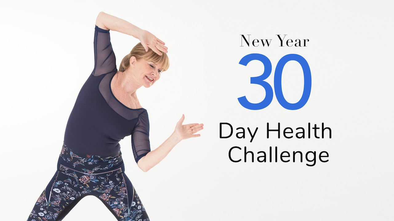 New Year 30-Day Health Challenge