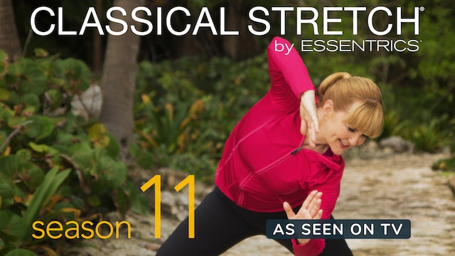 Classical Stretch Season 11: Full Body Mobility