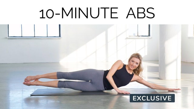 10-Minute Abs with Gail Garceau
