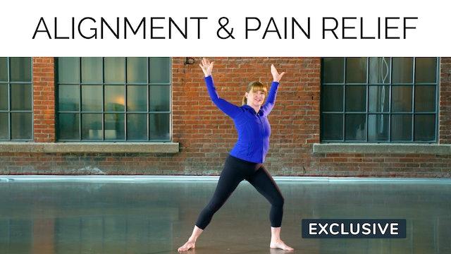NEW 60s Workout: Alignment & Pain Relief with Miranda Esmonde-White