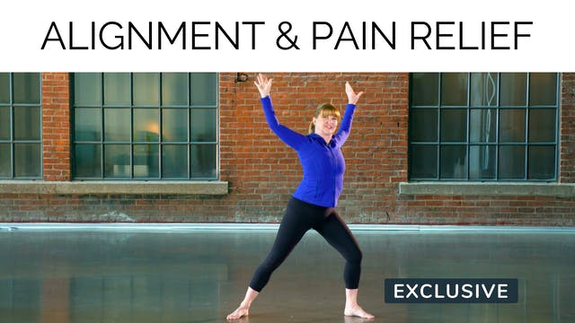 NEW 60s Workout: Alignment & Pain Rel...