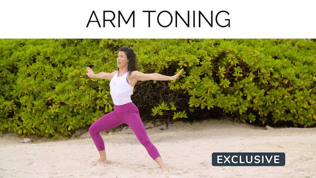 Arm Toning with Meg Feeney