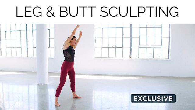 Leg & Butt Sculpting with Meg Feeney