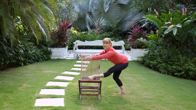 Full Body Workout Vol.3 - Barre Portion with Miranda Esmonde-White