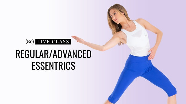 LIVE CLASS TUESDAY OCTOBER 19TH AT 9:30AM EDT