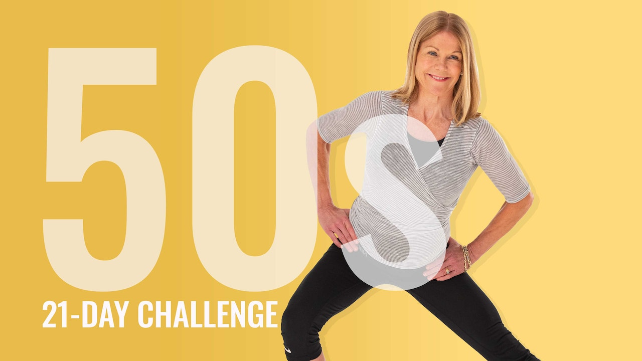 50s: Boost Your Energy & Mobility