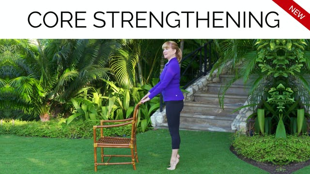 Core Strengthening Workout with Miran...