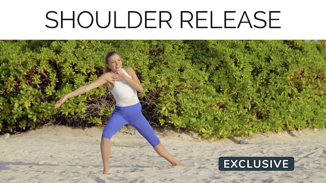 Shoulder Release with Gail Garceau