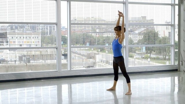 Barre Workout with Sahra Esmonde-White
