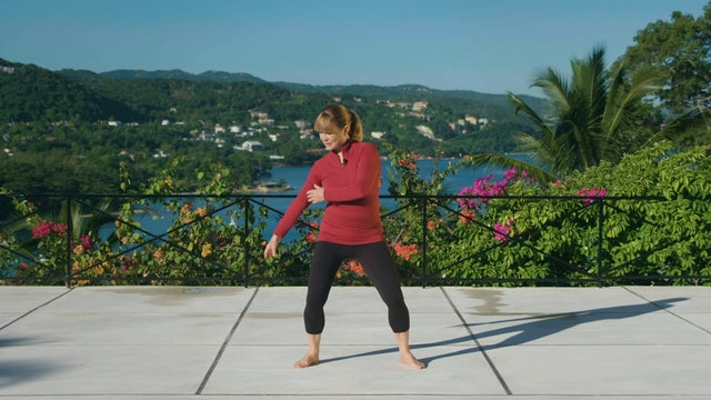 Day 7: Full Body Toning and Deep Stretch