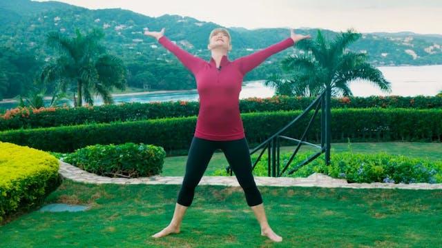 Day 09: Posture & Spine with Miranda ...
