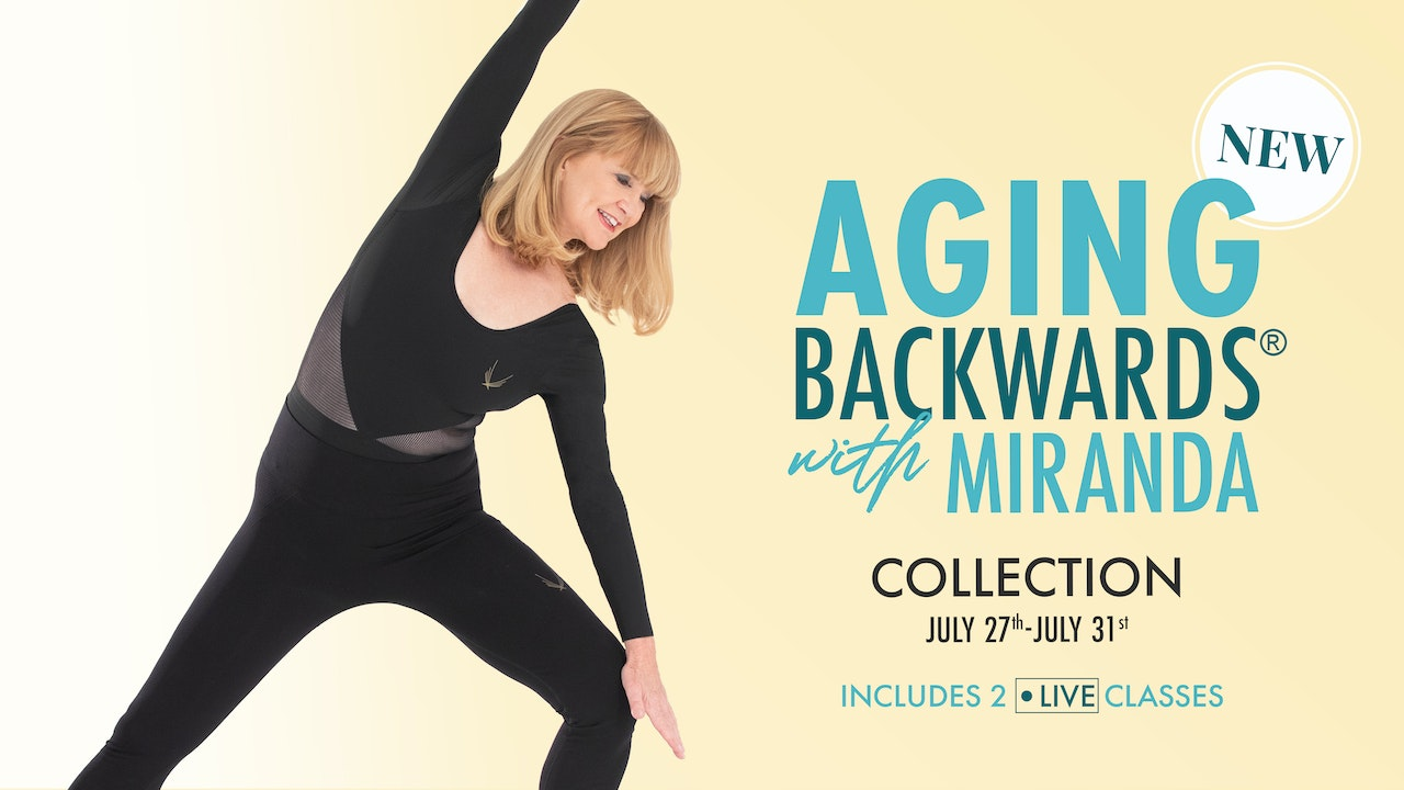 Aging Backwards with Miranda