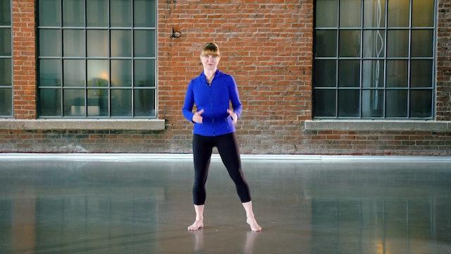 Increase your Range of Motion with Miranda Esmonde-White