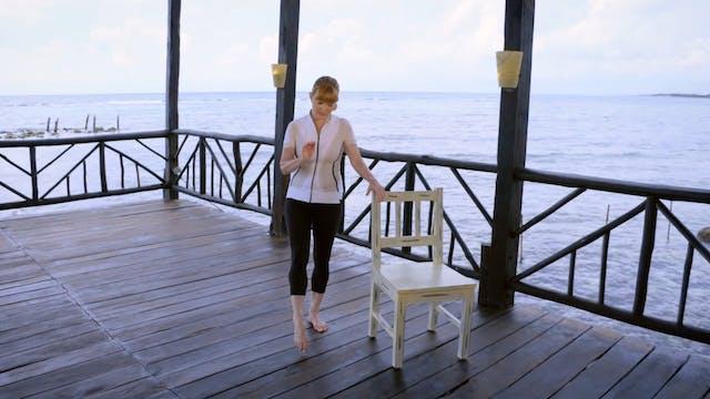 Feet & Calf Workout with Miranda Esmo...