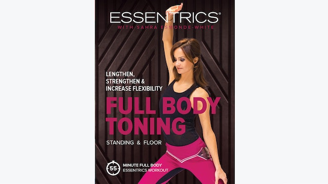 Full Body Toning with Sahra Esmonde-White