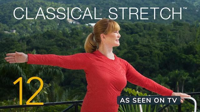 Classical Stretch Season 12: Aging Backwards
