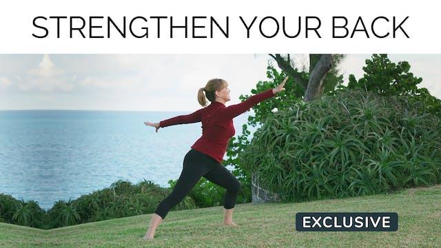 Season 13 Ep.17: Strengthen Your Back