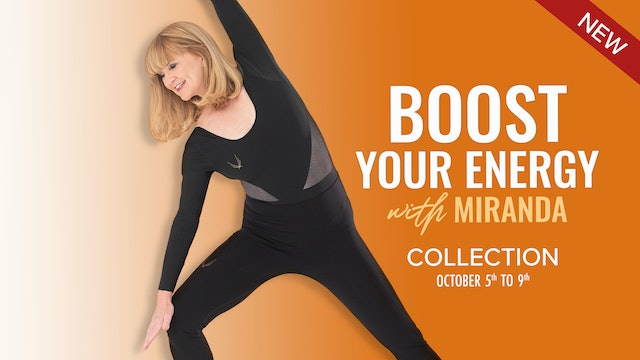 Boost Your Energy with Miranda