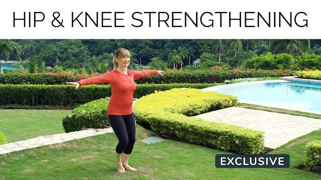 Hip & Knee Strengthening with Miranda Esmonde-White