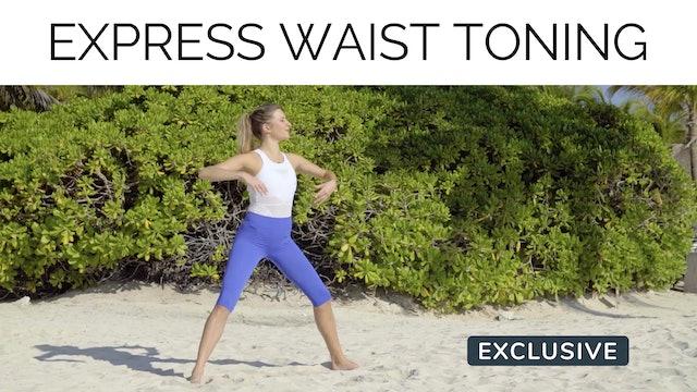 Express Waist Toning with Gail Garceau