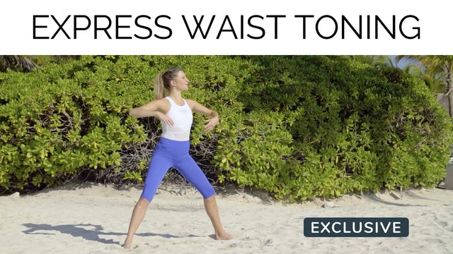 Express Waist Toning with Gail Garceau