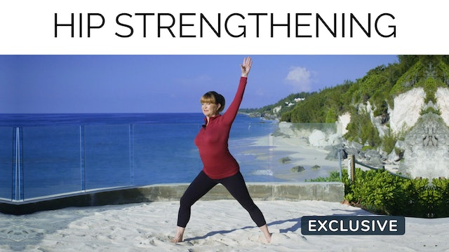 Season 13 Ep.10: Hip Strengthening