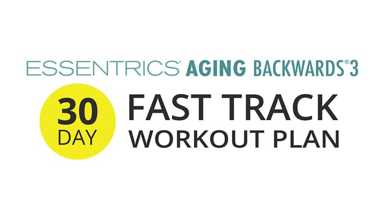 Public Televison 30 Day Fast Track Workout Plan
