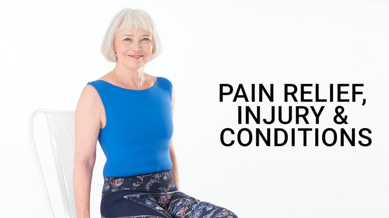 Pain Relief, Injury & Conditions