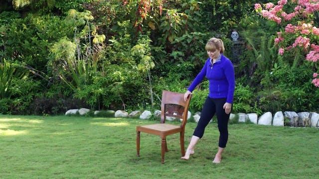 Season 12 Ep.20: Balance & Feet
