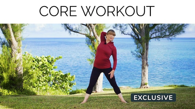 Season 13 Ep.08: Core Workout