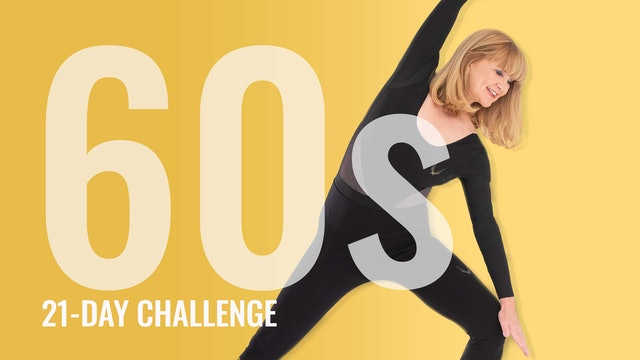 60s: Improve Alignment & Relieve Pain