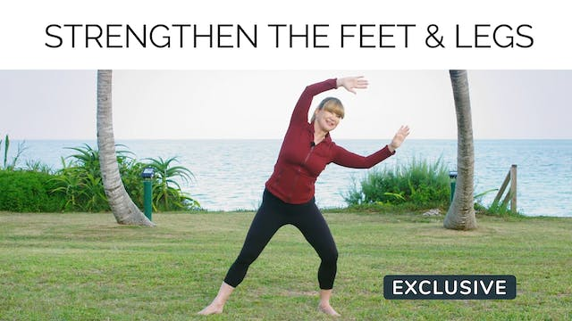 Season 13 Ep.07: Strengthen the Feet ...