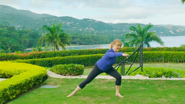 Day 07: Full Body Stretching with Miranda Esmonde-White