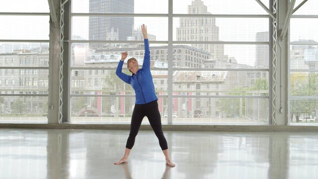Improve: Posture with Miranda Esmonde...