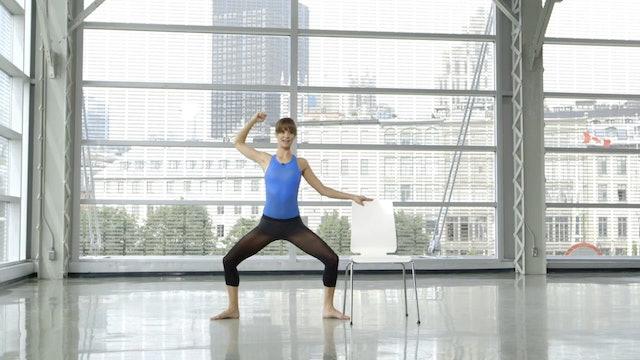 Barre Workout: Barre Toning with Sahra Esmonde-White