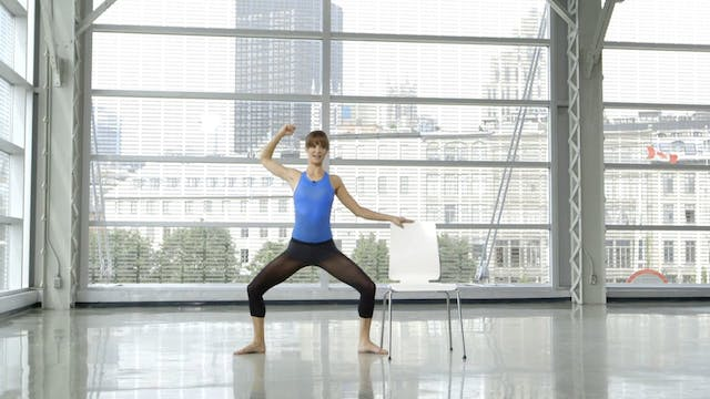 Barre Workout: Barre Toning with Sahr...