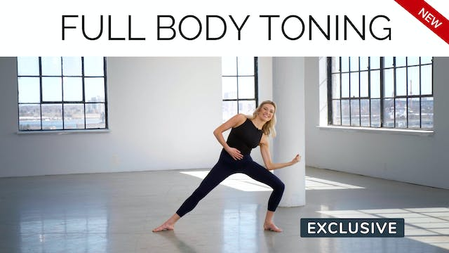 NEW 20s Workout: Full Body Toning wit...