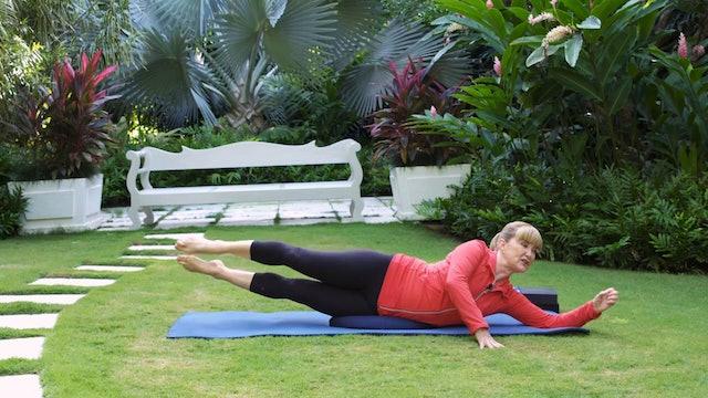 Full Body Workout Vol.3 - Floor Portion with Miranda Esmonde-White