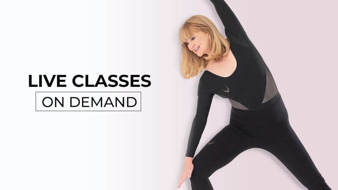 Live Classes On Demand